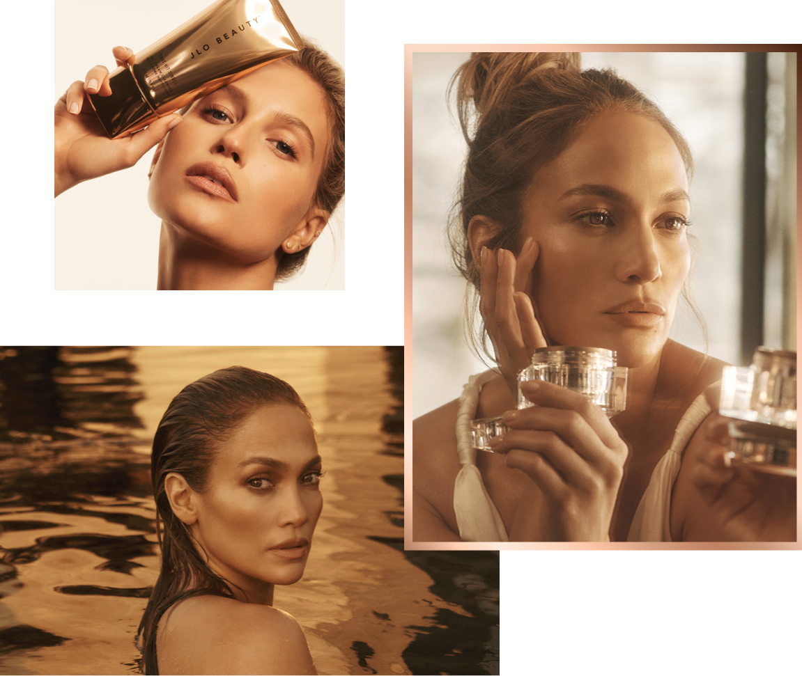 JLo Beauty In The Spotlight